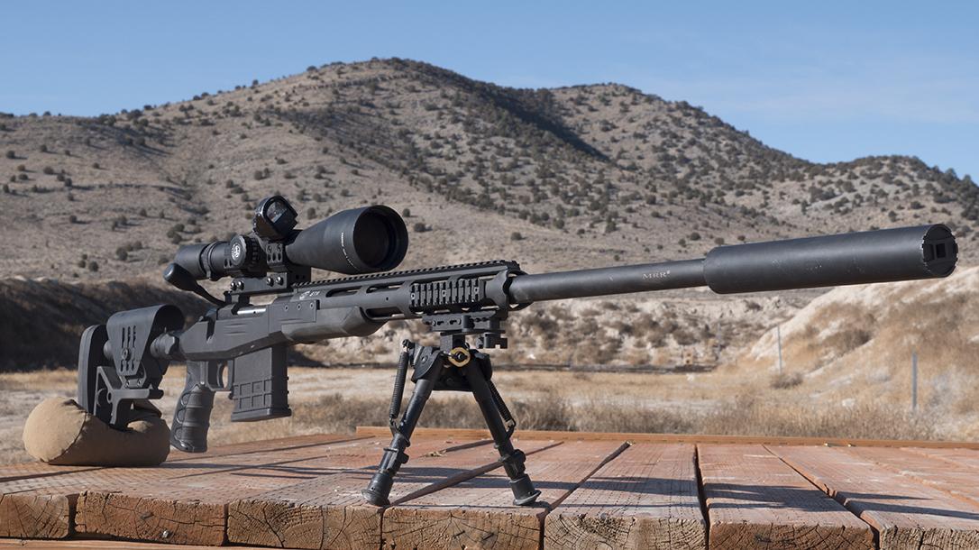 Sabatti STR Precision Rifle, Sabatti Tactical Rifle, right