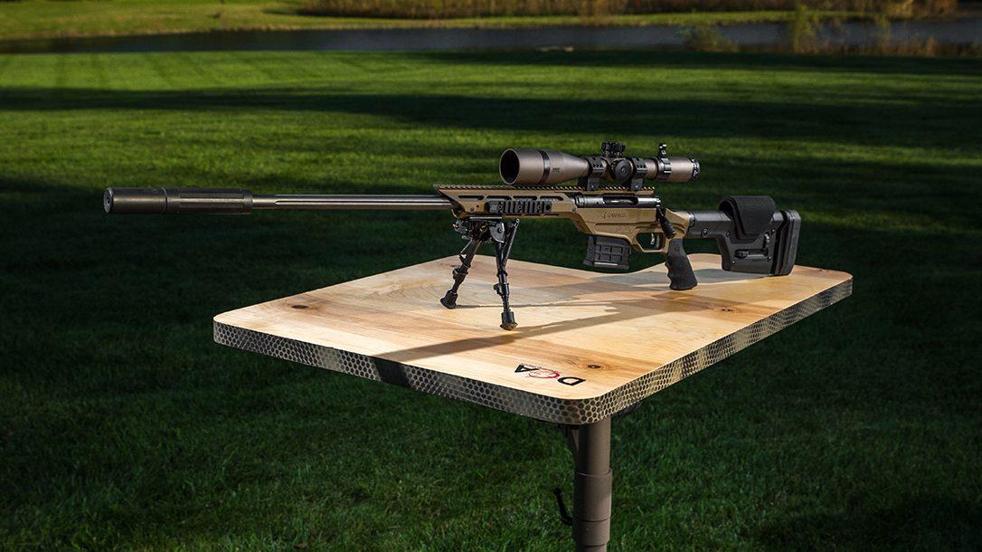 Bushnell Elite Tactical Bench