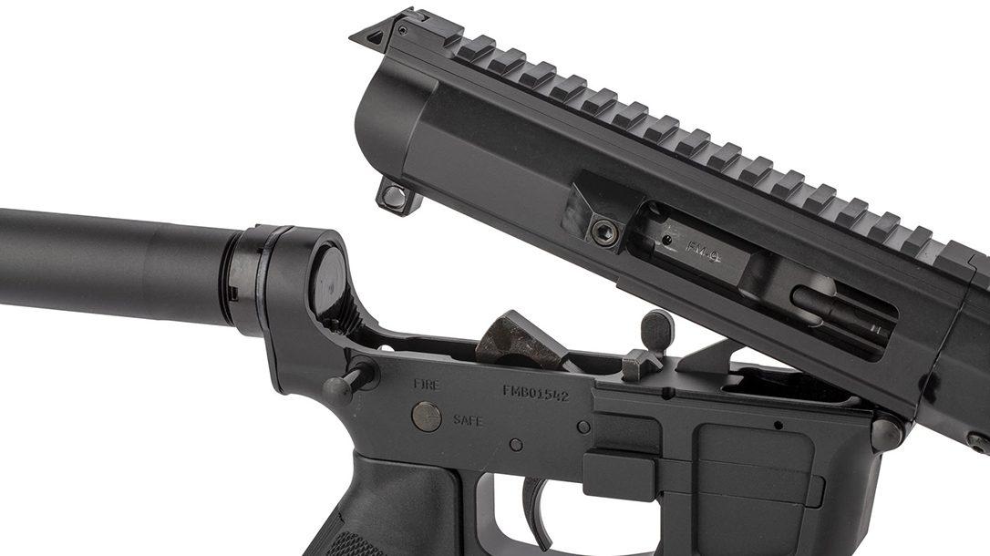 FM9 Pistol Disassembly