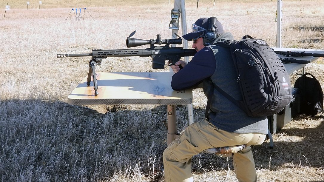 Rise Armament 1121XR Shooting
