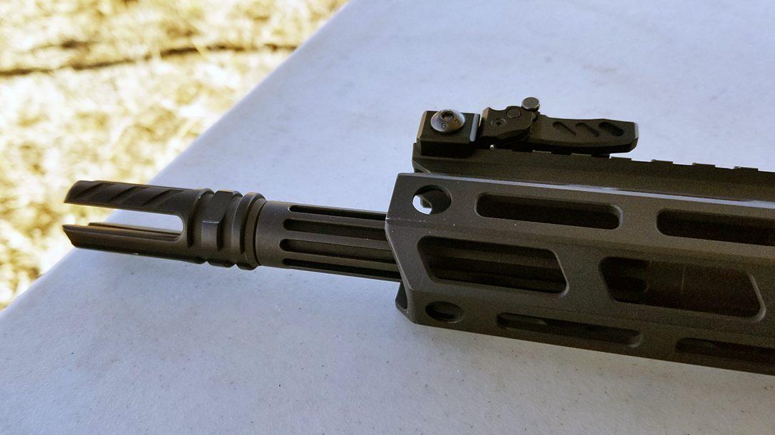 Rise Armament 1121XR muzzle