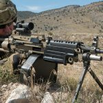 US Army 6.8mm Round, Next Generation Squad Weapons, M249 SAW