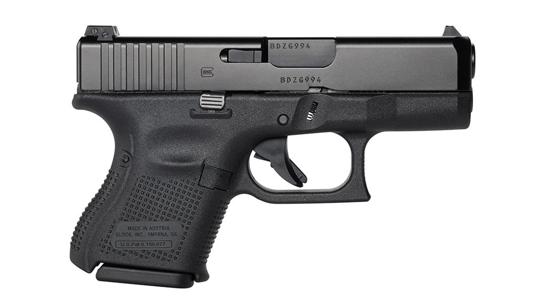 Glock 26 Gen5 review, G26 Gen5 review, right
