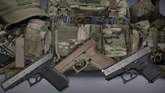 G26 Gen5 pistol review, G34 Gen5 pistol review, G19X pistol review