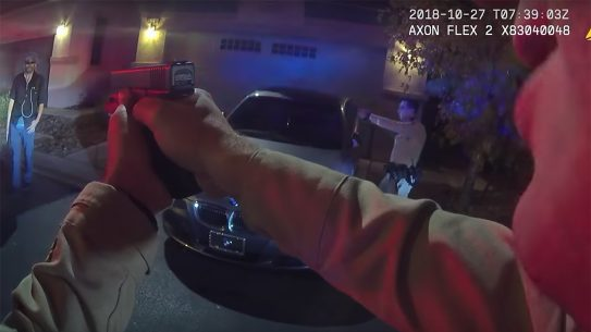 Las vegas police shooting, suspect, machete, LVMPD shooting 2018