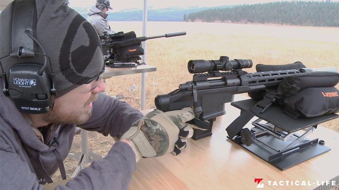 Remington Model 700 Chassis Pistol test, Remington 700CP test