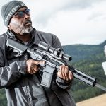 Anderson Manufacturing AM-10 Hunter Rifle Review, .308 Rifle, range