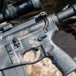 Daniel Defense DDM4V7 Rifle lineup, DDM4V7 Pro Rattlecan, logo