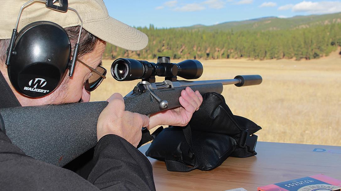 Barrett Fieldcraft 308 Rifle review, author