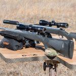 Barrett Fieldcraft 308 Rifle review, duo