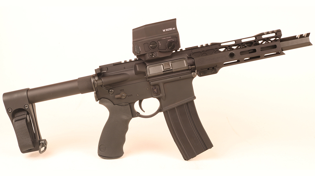 Pistol Stabilizing Braces, DoubleStar Strongarm