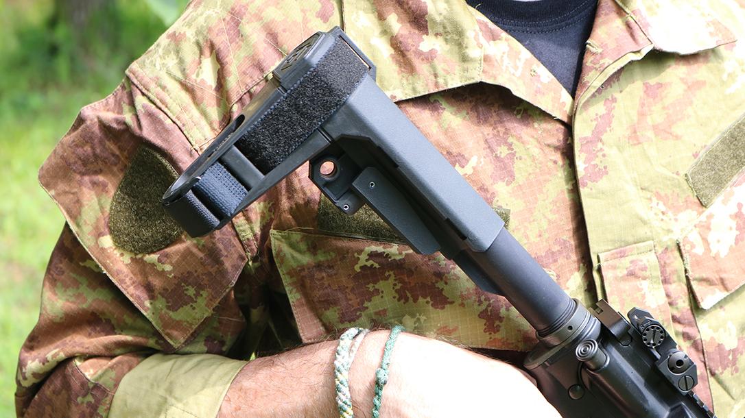 Pistol Stabilizing Braces, SB TacticalSBA3