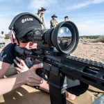 FLIR Thermal Optics, Gunsite Academy, rifle scope