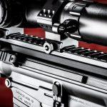 Savage MSR 10 Long Range Rifle review, Savage Arms, rail