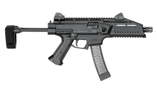 SB Tactical CZPDW Right