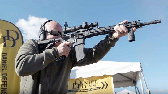 Daniel Defense DDM4V7 Pro Shooting