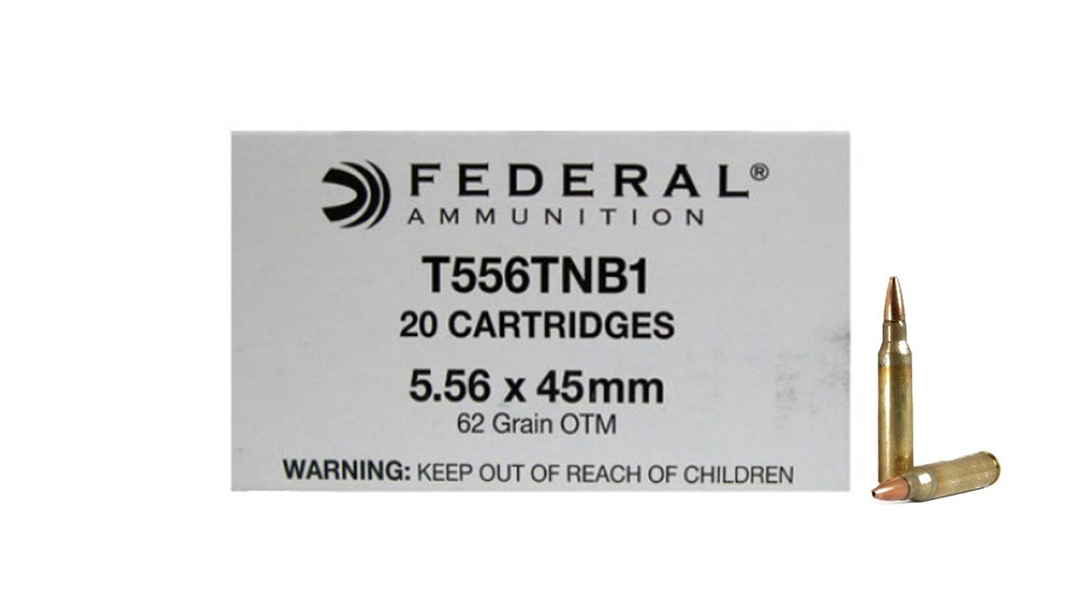 Navy Ammunition Contract 62-grain