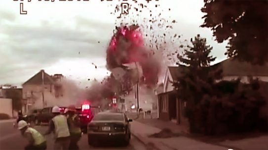 Wisconsin Gas Leak Explosion