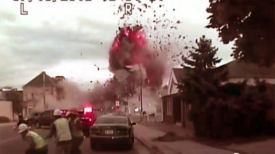 Wisconsin Gas Leak Explosion