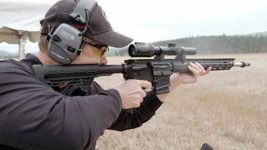 Mossberg MMR Pro Shooting