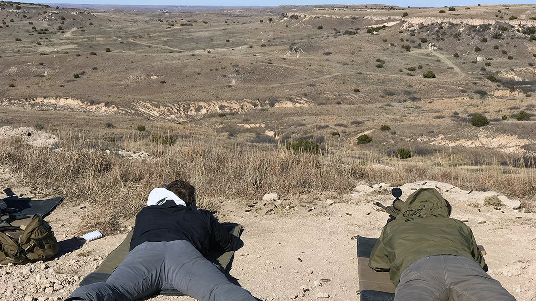 Accuracy 1st's Todd Hodnett Shooting