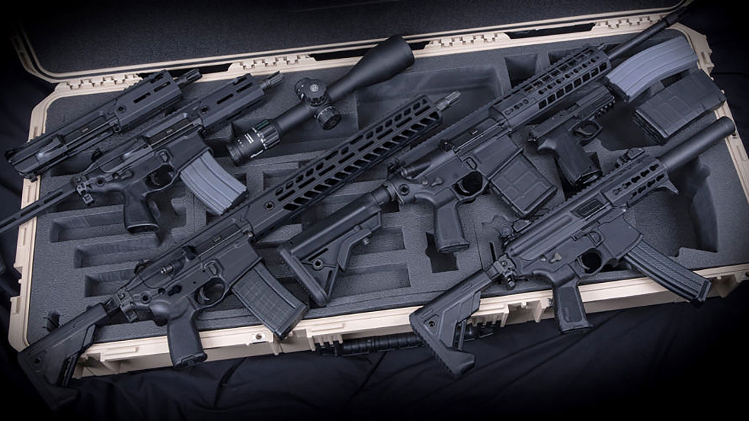 SIG Guns Weapons Contract