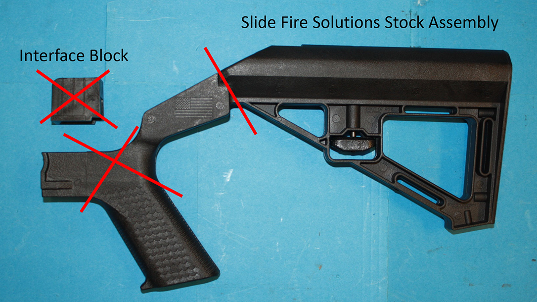 Bump Stock Instructions