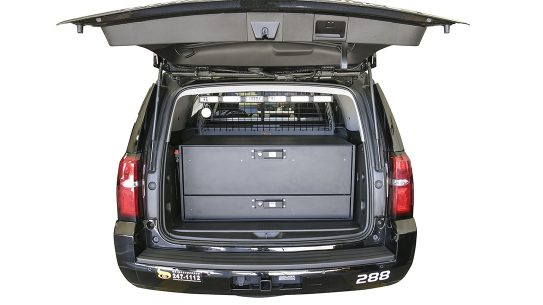 Tuffy Security Products SUV