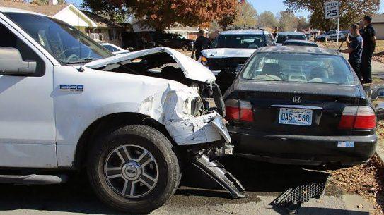 Tulsa Armed Robbery Suspect Crash