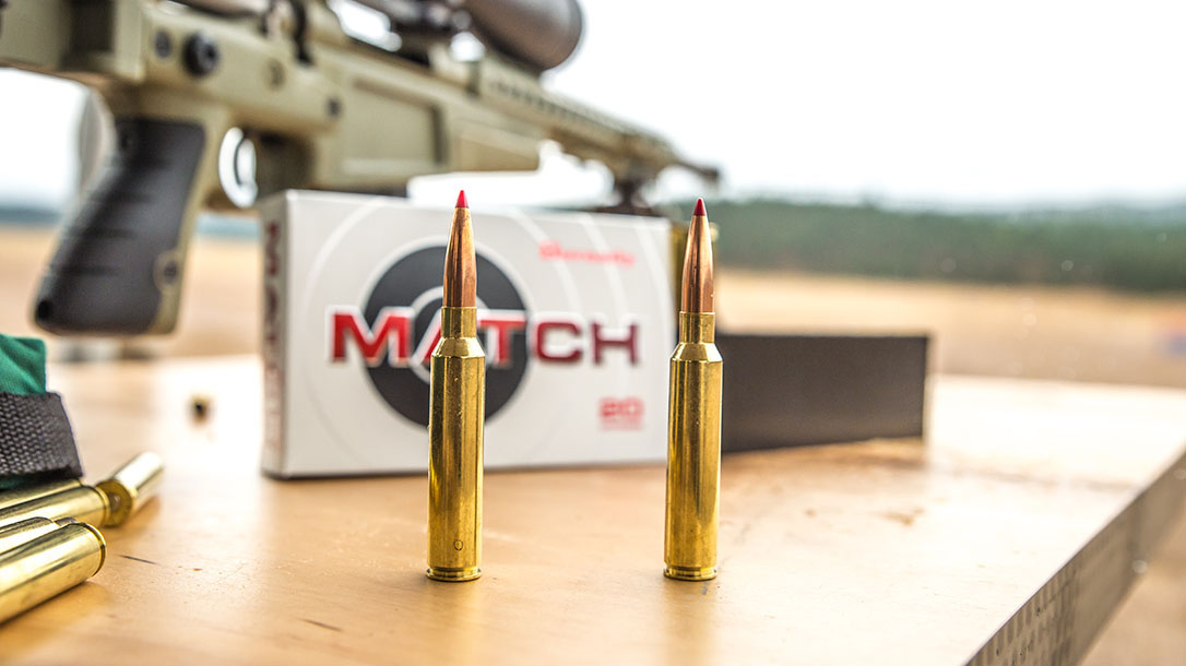 Hornady 300 PRC, Department of Defense