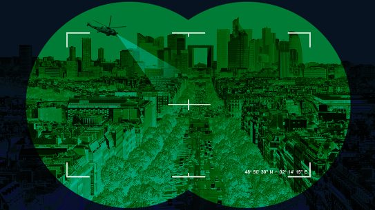Police Night Vision