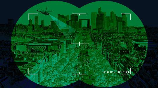 Police Night Vision