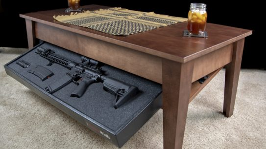 Tactical Walls, Coffee table