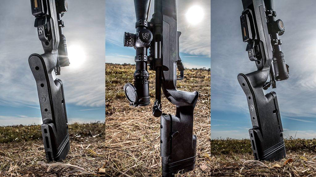 Daniel Defense Delta 5 Review, Daniel Defense Delta 5 Bolt-Action Rifle, stock