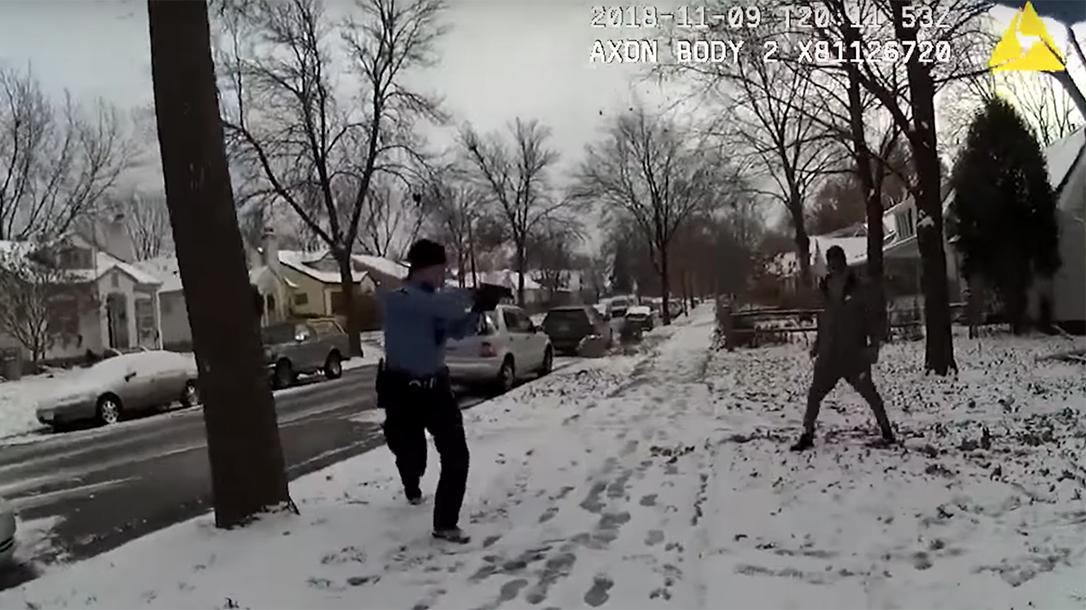 Minneapolis Officers Shoot