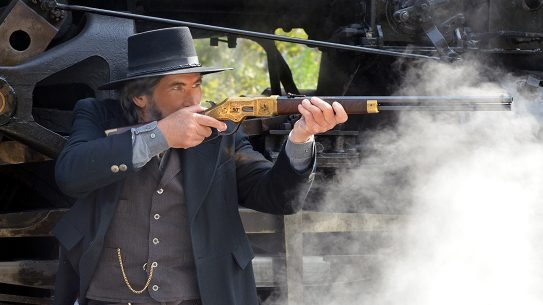 Winchester Golden Spike