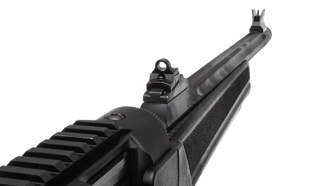 Pistol Caliber, Backpack Gun, Hunting Rifle, front sights