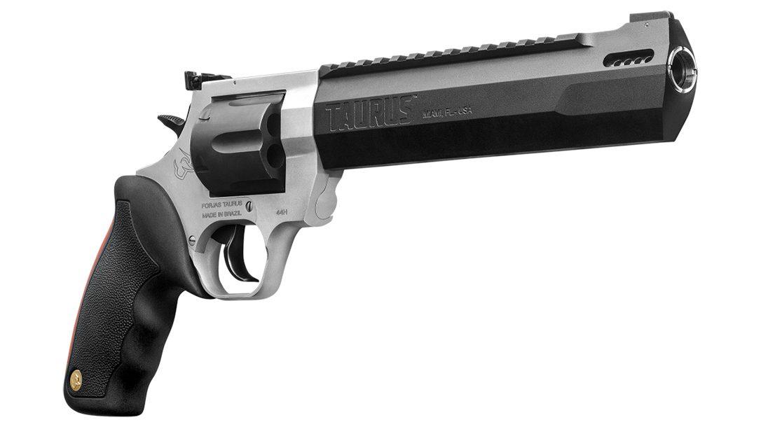 Taurus Raging Hunter, The Raging Hunter in .357 Magnum, lead