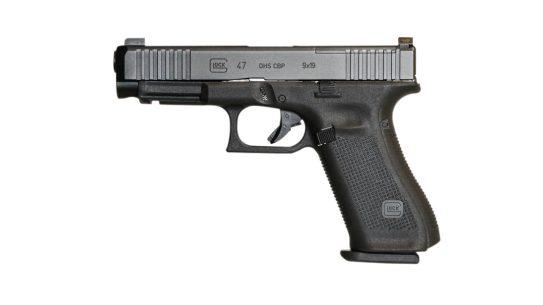 U.S. Secret Service adopts Glock G47