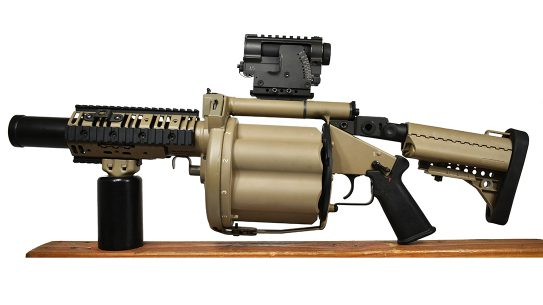 M32 40mm Grenade Launcher
