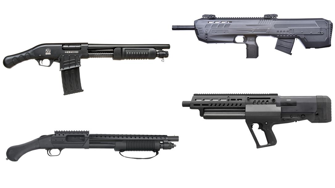 Best Shotgun options, best shotguns, best new shotguns