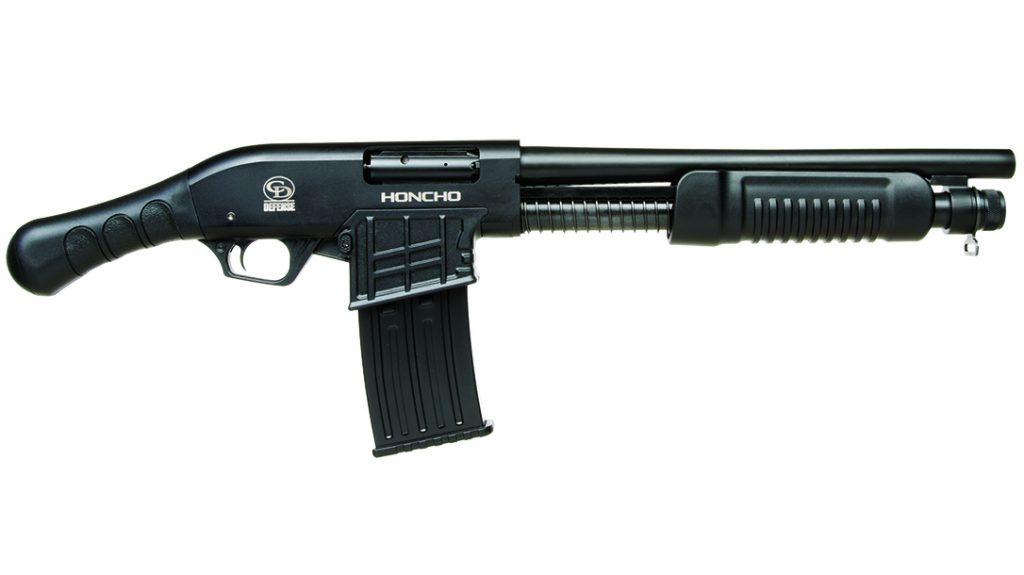 Best shotgun, Charles Daly Honcho Tactical Mag-Fed Pump