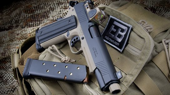 Ed Brown Special Forces SOCOM