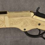 New Original Henry Rifle Left Side