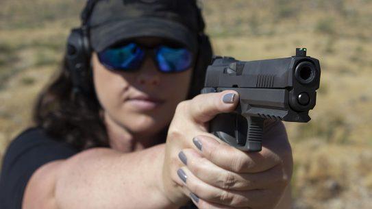 SIG X5 Legion Pistol, SIG P320 X5 Legion Test