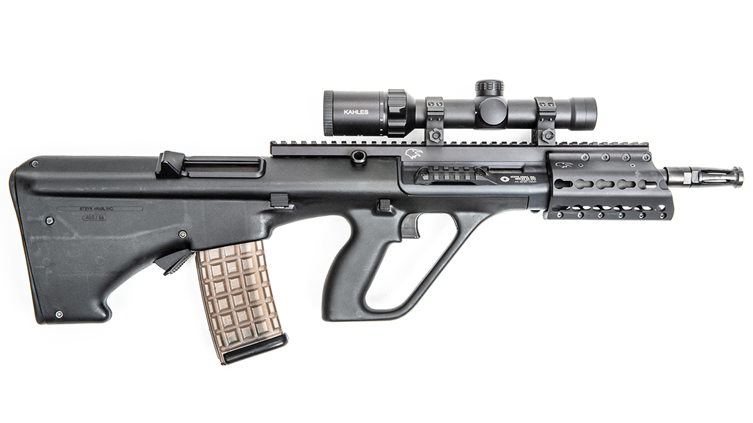 AUG A3 M1 Right