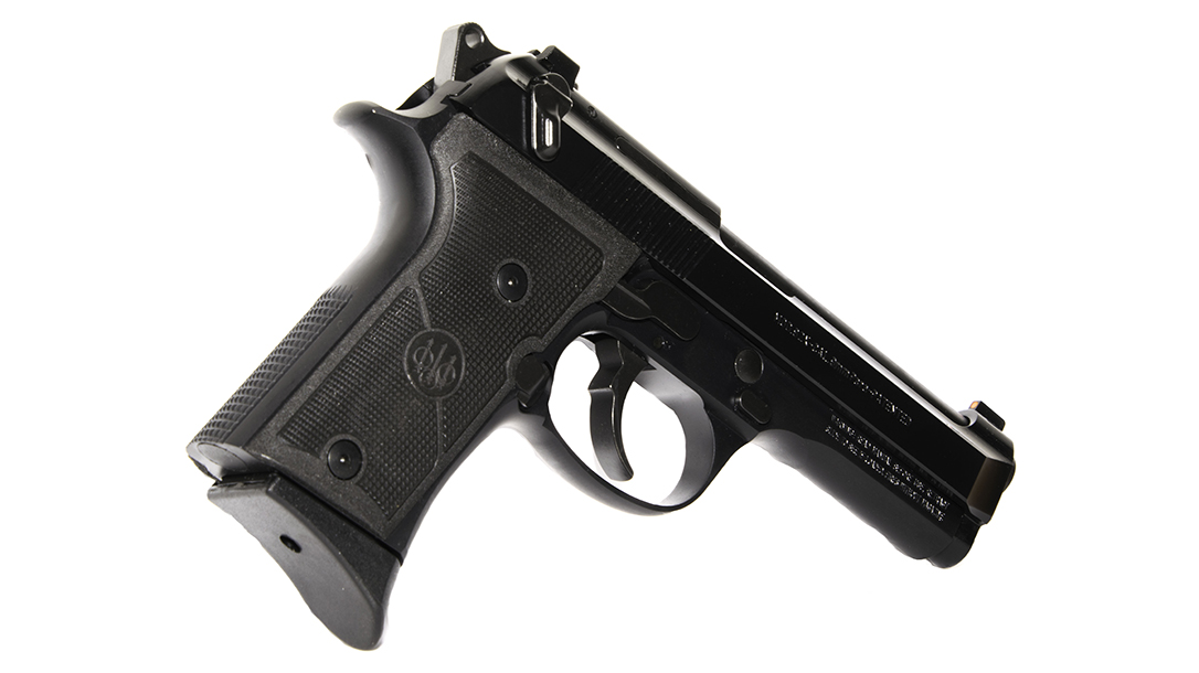 Beretta 92X Compact for Concealed Carry