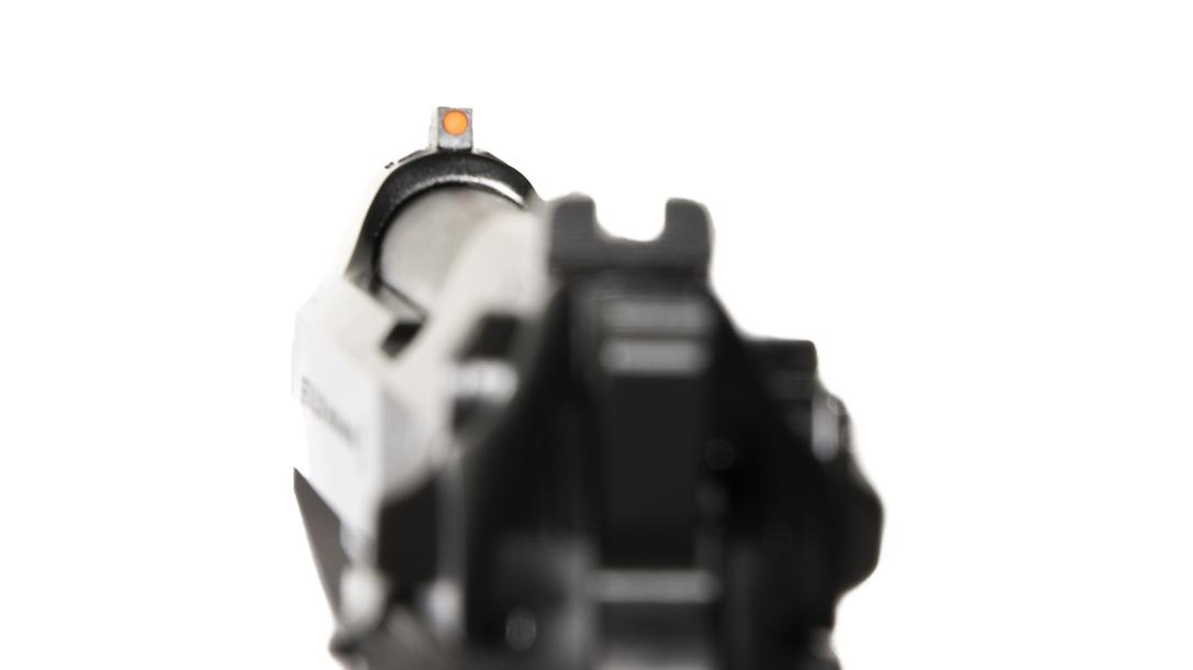 Beretta 92X gets upgraded sights
