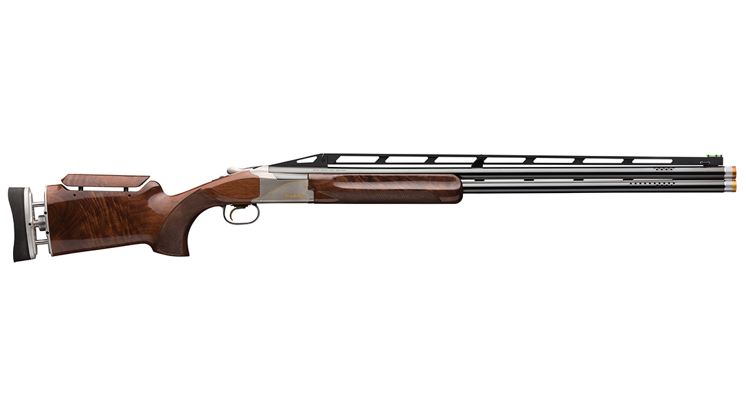 Browning Citori 725 Trap Max Right