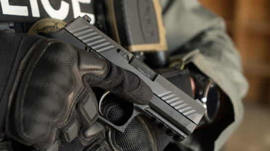 Milwaukee Police Department Selects SIG P320
